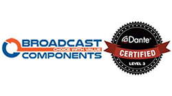 Broadcast Components